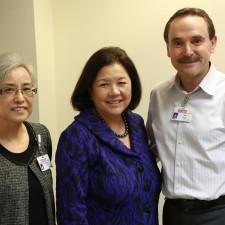 Hiroko Huntoon, Irene, Jim Murphy
