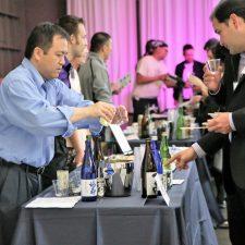 JFC Sake Table