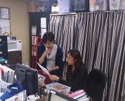 our interns